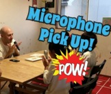 """Practice Any Target Language with """"Microphone Pick Up"""" 