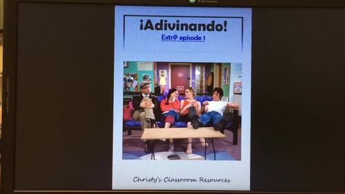 Heads Up! Extr@ en español episode 1 (Spanish Extra en español)
