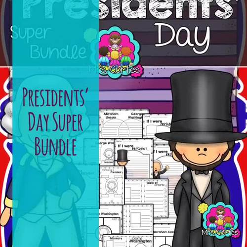 Presidents' Day Super Bundle