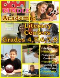 Academic Literacy Centers Introduction | FREE UNIT