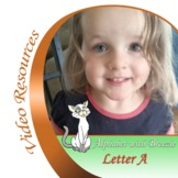 The Alphabet with Breezie - Letter A - Song and Story for