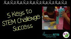 5 Keys to STEM Challenge Success