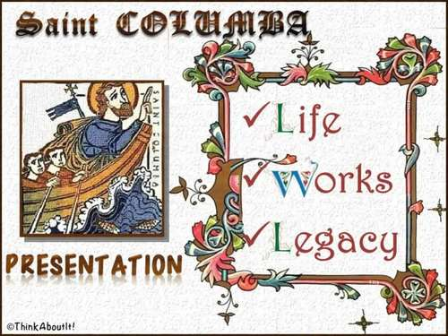 Christianity: St. Columba Complete Unit of Study Bundle