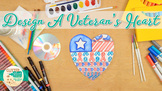 Veteran's Day Activities: Heart Art Project & Roll-A-Dice