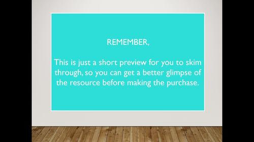 Commas Interactive PowerPoint Lesson