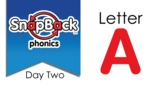 SnapBack Phonics Video: Letter A, Day Two