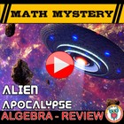 Algebraic Review - Math Mystery Video Hook