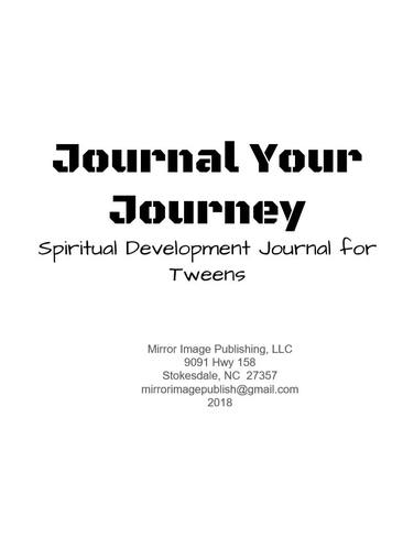 Journal Your Journey