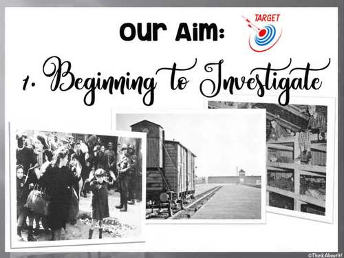 Holocaust Research: Exploring the Holocaust Part 1 - Beginning to Investigate