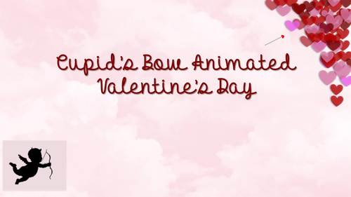 Animated Cupid's Bow Presentation