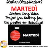 Italian Class Transition Video Tuesday for CI TCI TPRS and