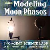 Video: Modeling Moon Phases—Understanding Lunar Geometry