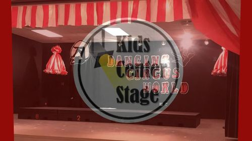 Circus themed script for single class or large group musical performance