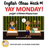 English ESL ELL EFL ELD ESOL Transitional  Video Monday fo