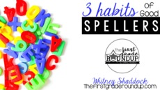 3 Habits of Good Spellers (Professional Development Video)