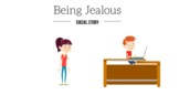 Jealousy - Animated Social Story