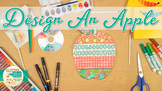 Apples: Fall Activities Art Project, Roll-A-Dice Game, & A