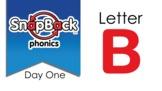 SnapBack Phonics Video: Letter B, Day One
