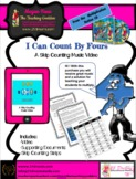 Multiplication Nation Skip Counting Video Four  Times Tables