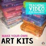 Make Your Own Art Kits!
