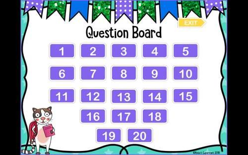 3rd Grade Math Test Prep Digital Game Bundle: 12 Games & 130 Problems in All