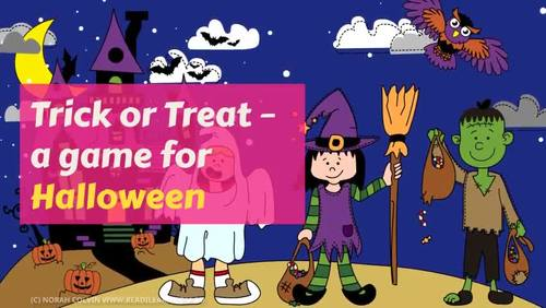 Trick or Treat - a game for Halloween