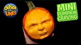 Mini Pumpkin Carving