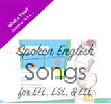 EFL Spoken English Grammar Song: What's This?