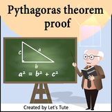 Mathematics  Pythagoras Theorem Proof - Derivation (Geometry)