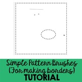 Tips for Creating Simple Pattern Brushes