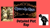 A very detailed plot rap for A Christmas Carol
