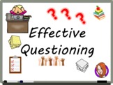 Using Effective Questioning in the Classroom