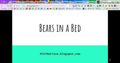 Bear in a Blanket