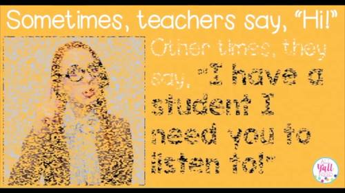 2nd Grade Speech and Language Checklists
