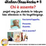 Italian Class Transition Video Role for CI TCI TPRS and 90