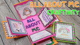 All About Me Craftivity with Tutorial Video
