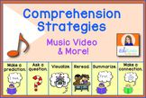 Back to School: Comprehension Strategies Posters and Video