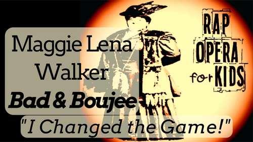 Maggie Walker Virginia Studies 9 Virginia Studies Reading Passage with Song