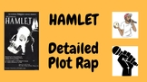 Hamlet -Detailed Plot Rap