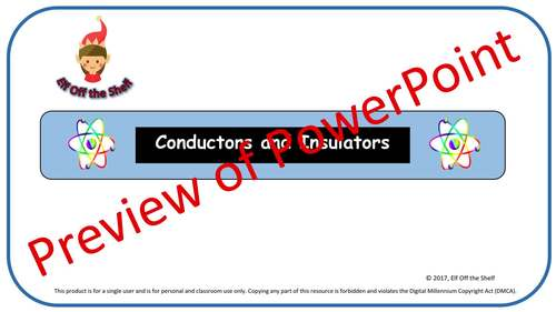 Electricity - Conductors and Insulators - What and Why