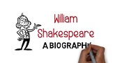 Shakespeare Biography Whiteboard Animation Video