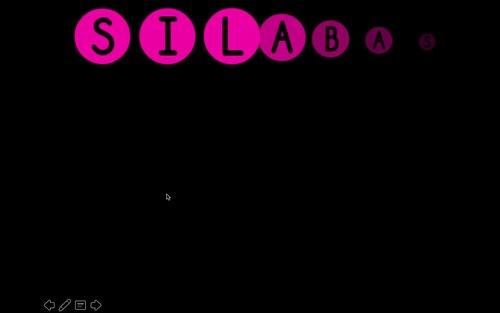 Silabas Abiertas Digital Game (Spanish)