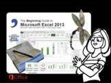 Microsoft Excel 2013 Beginning: A Question of Balance