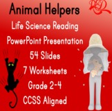 Animal Science, Life Science PowerPoint Video & Printables