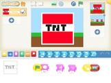 Scratch Jr MINECRAFT Activity #1 Grades 3/4 ACTDIP003 and