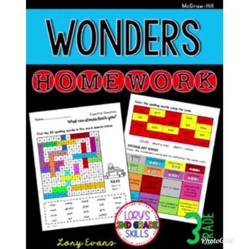3rd Grade WONDER BUNDLE