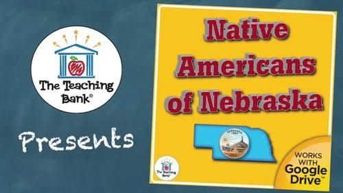 Native Americans of Nebraska State Study Unit
