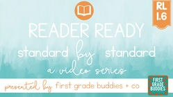 Reader Ready Video Lesson  RL 1.6: Identify Who is Telling the Story