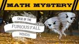 Fall Math Review - Fun Autumn Activity
