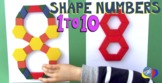 2D Shape Numbers VIDEO Learning Support